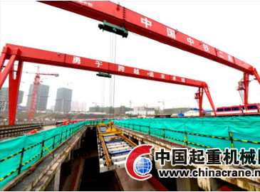 重庆轨道交通5号线站后工程全面启动