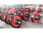 青岛优质起重机车轮组销售