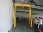 烟台厂家供应移动式龙门吊