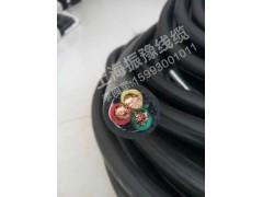 上海振豫3×10带钢丝电缆卷筒专用线