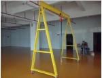 丰城简易移动龙门吊现场制作热线范经理13767106661