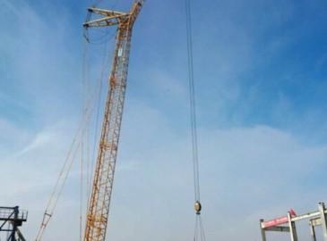 徐工XGC260履带起重机助力中巴经济走廊项目建设