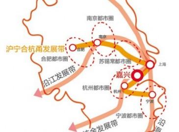 嘉興等浙江八城市入圍長三角城市群規劃 將建通蘇嘉等多條鐵路