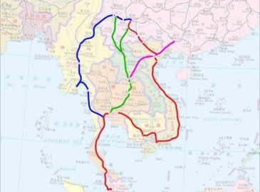 中泰鐵路項目將于今年9月正式開工