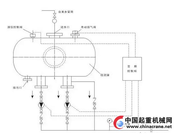 电机两地控制带接线端子电路图