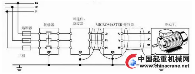 变频器工作原理以及接线图讲解