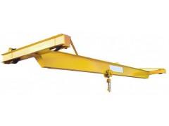 北京京起供应LS型手动单梁起重机