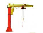 青岛旋臂起重机优质厂家生产销售