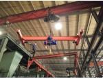 烟台龙口小型单梁桥式起重机安装维修