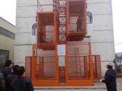南昌施工升降机销售