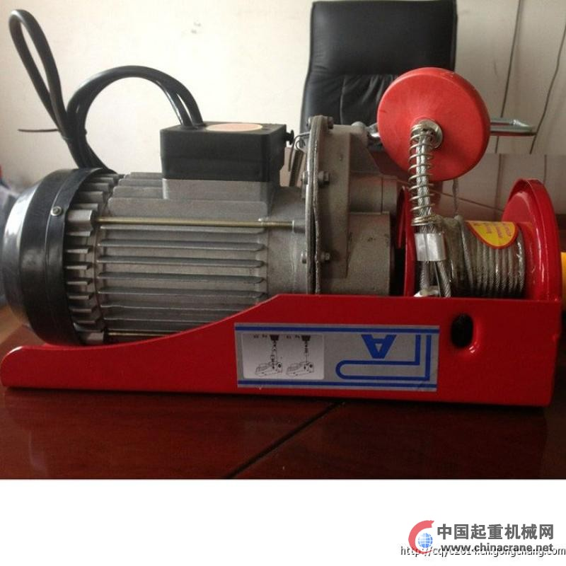 平凉微型电动葫芦优质厂家