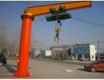 湖北滨州旋臂起重机设计生产