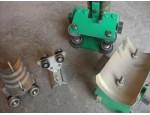石家庄起重设备 名称:石家庄电缆运行滑轮厂家直销联系人:郝兆旭电话:0311-87235880