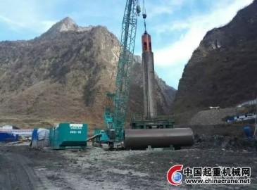 143.8米,全球最新全套管全回转钻机施工创最深记录