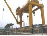 宁波门式起重机水电站用门机