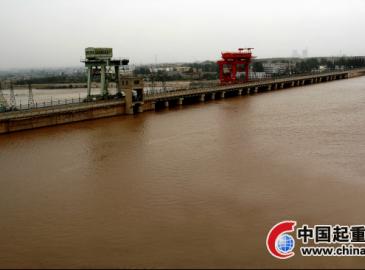 微特中标青铜峡水电站门机安全监控系统项目
