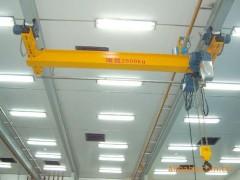 东莞电动悬挂起重机LX型