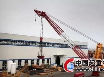 TSC集团获得黄埔文冲三台海洋吊机合同