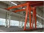 内蒙古乌兰察布龙门起重机制造安装