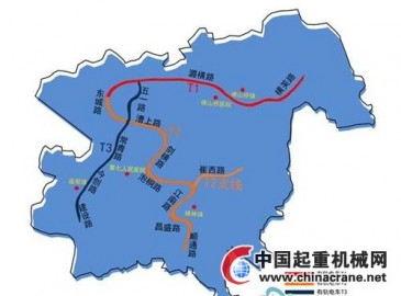 """常州或将成江苏""""有轨电车第四城""""将建三条线路"""