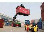上海集装箱正面吊