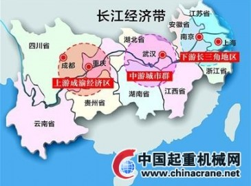"""《长江经济带发展规划纲要》印发 确立""""一轴、两翼、三极、多点""""发展新格局"""