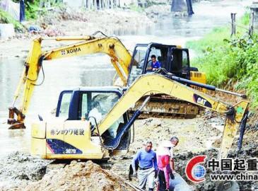 龙岩上杭县南阳镇投600万元建设污水处理厂 惠及2.3万人口