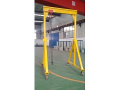 宁波移动式龙门吊销售13968377178