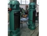 河南省诺威起重机械有限公司 名称:河南钢丝绳电动葫芦优质厂家联系人:张经理电话:0373—8100345  0373—8100234
