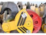 河南省诺威起重机械有限公司 名称:河南专业生产吊钩组联系人:张经理电话:0373—8100345  0373—8100234