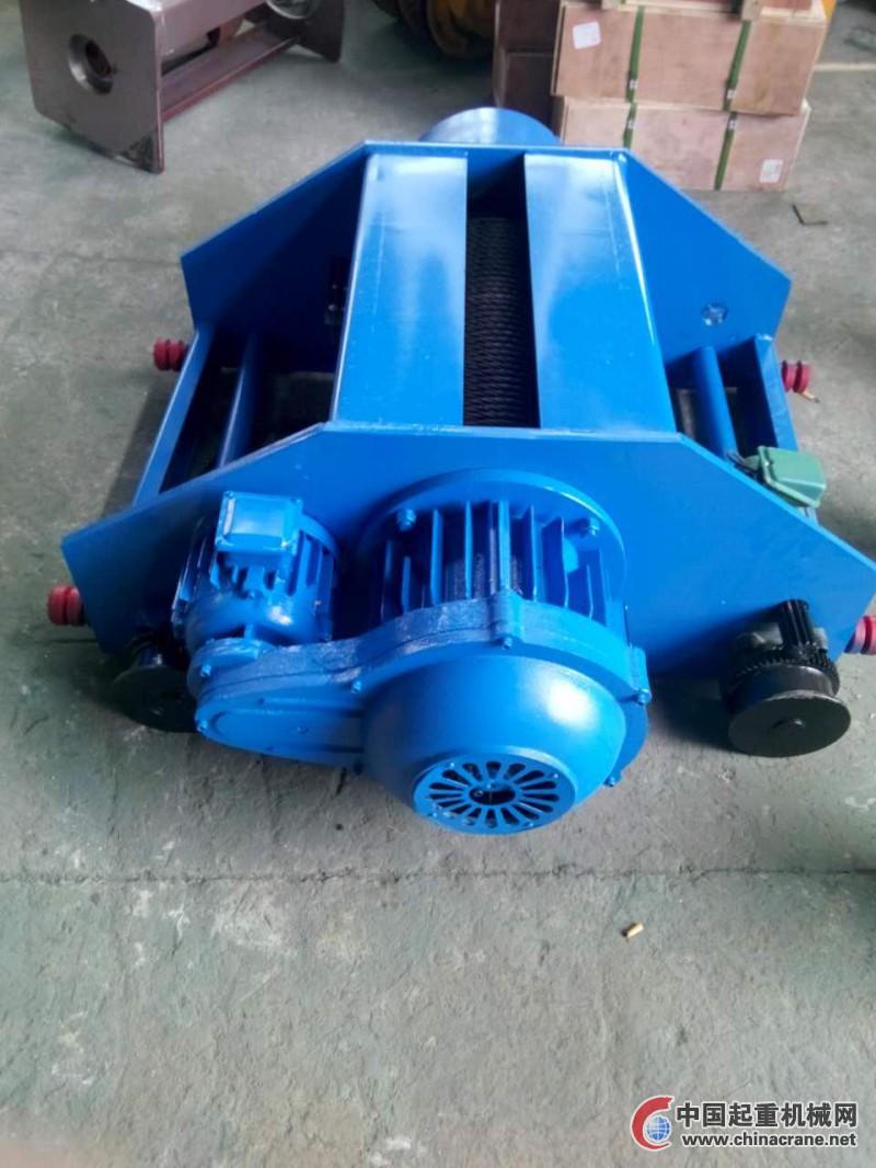 大冶一体小车式电动葫芦_欧式电动葫芦_其它葫芦_电动