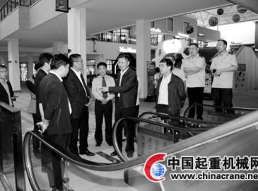河南省质监局深入开展特种设备安全大督查活动