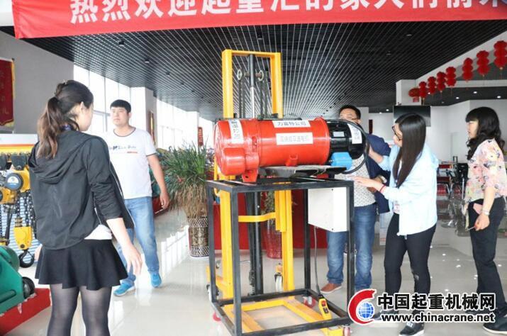 入驻河南力富特起重运输化学恭喜起重机械设计制造及其自动机械plc吗图片