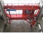 上海水电站用桥式起重机
