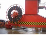 河南弹簧式电缆卷筒厂家直销13937301360