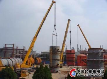 利勃海爾在中國市場第二臺300噸全路面起重機LTM 1300-6.2將亮相寶馬展