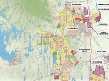 荆门规划建设7个物流园区和5大专业市场