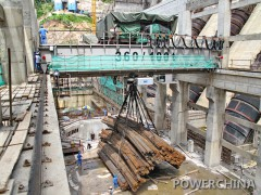 水電站用用橋式起重機