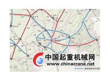 重庆市郊铁路轨道交通延长线将直通江津