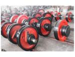 双梁起重机车轮组/优质厂家/上海起重机/稳力起重机
