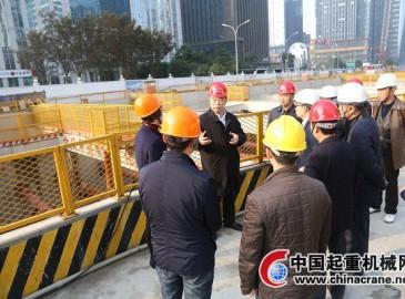 宁波轨道交通工程安全生产迎来大检查