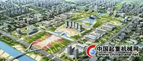 常西湖新区规划建设郑州市民公共文化服务区,也是全国首个以市民文化