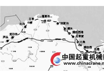 龙烟铁路全线挂网架线全面铺开 划明年5月完成主体工程