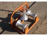 沈阳电缆运行滑轮销售热线13166760796