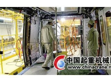 """首列""""郑州造""""地铁列车将于近期在荥阳正式下线"""