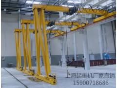 歐式半門式起重機/生產廠家/廠家直銷/鵬礦起重