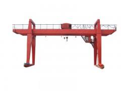 上海起重机-双梁门式起重机-15900718686