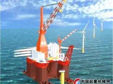 1600吨深潜坐底多功能风电工程船开工 可满足海上各项工程作业需求!