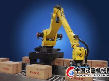 物流业智慧转型  机器人产业迎来发展春天