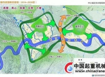 宜昌规划5年内建33个城市公园